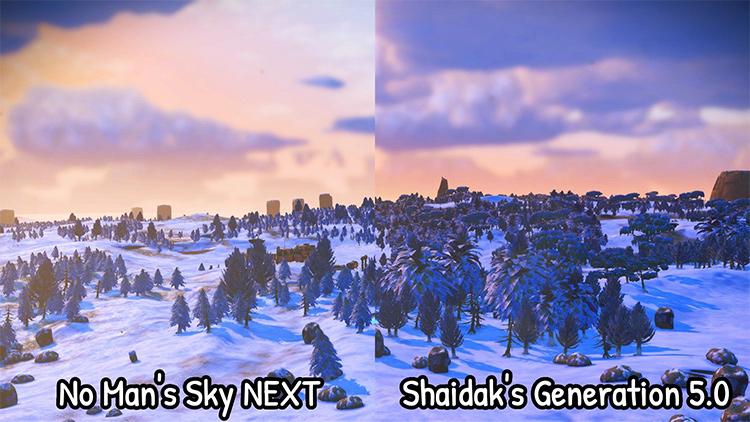 Shaidak's Generation mod