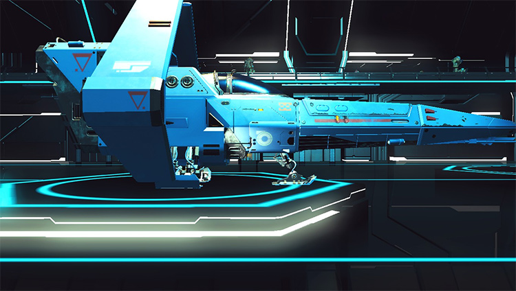 Free Launch mod