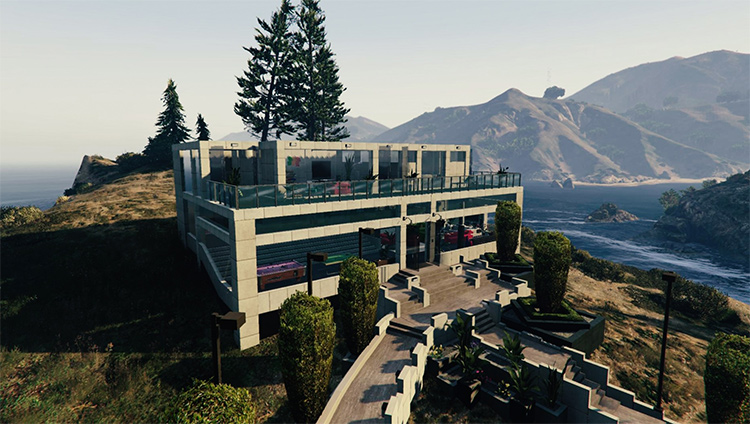 Huge Villa #2 GTA5 mod