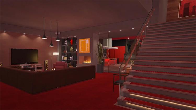 Single Player Apartment GTA5