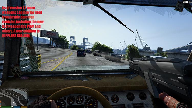 Ripplers Realism in GTA5