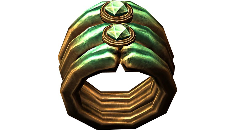 Ring of Erudite in Skyrim