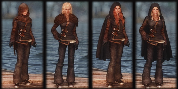 Custom magic armor Skyrim