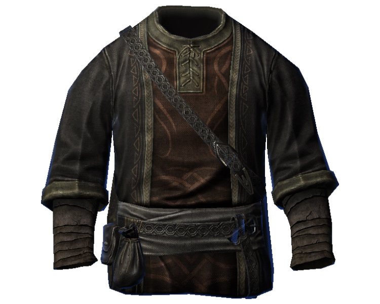 Taron Dreth's Robes in Skyrim