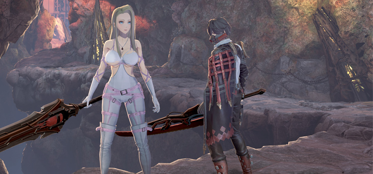 Code Vein sample mod for the game