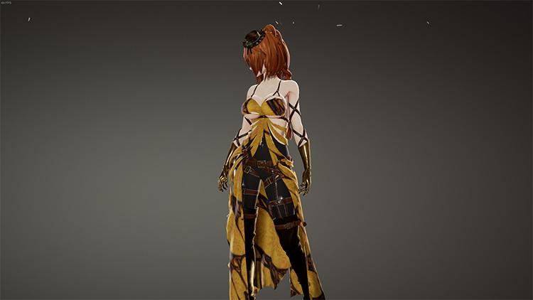 Playable Eva Costume mod