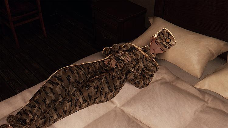 Pajama CodeVein mod