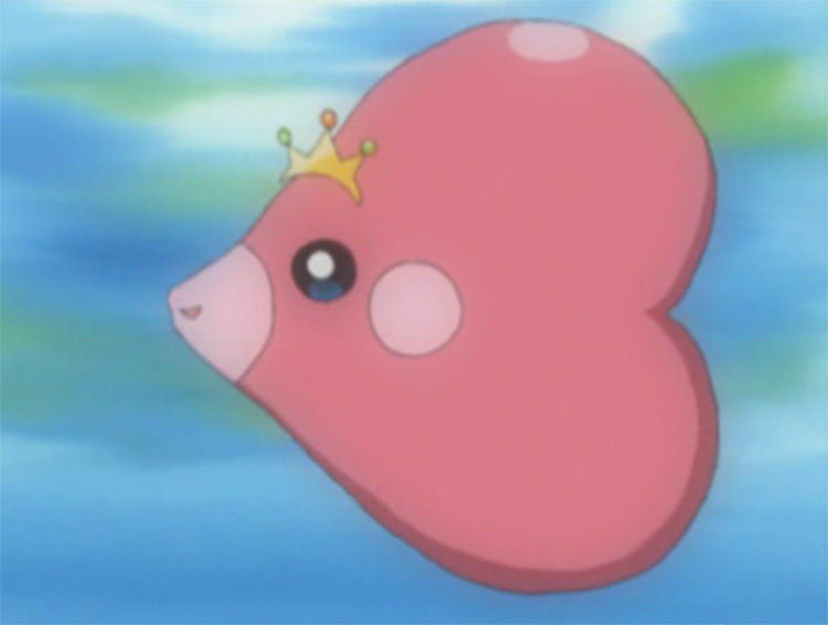 Luvdisc in the anime