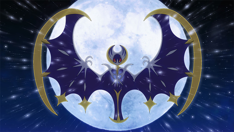 Lunala best bat-style pokemon