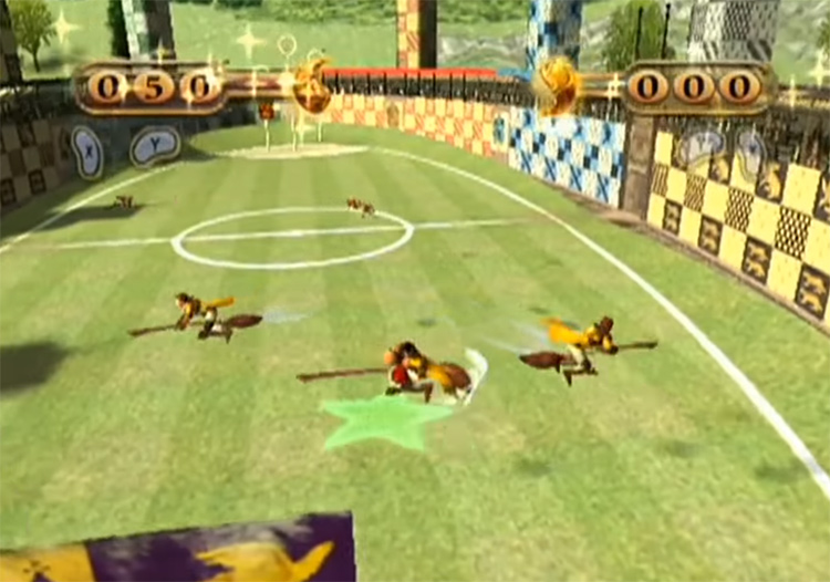Harry Potter: Quidditch World Cup screenshot