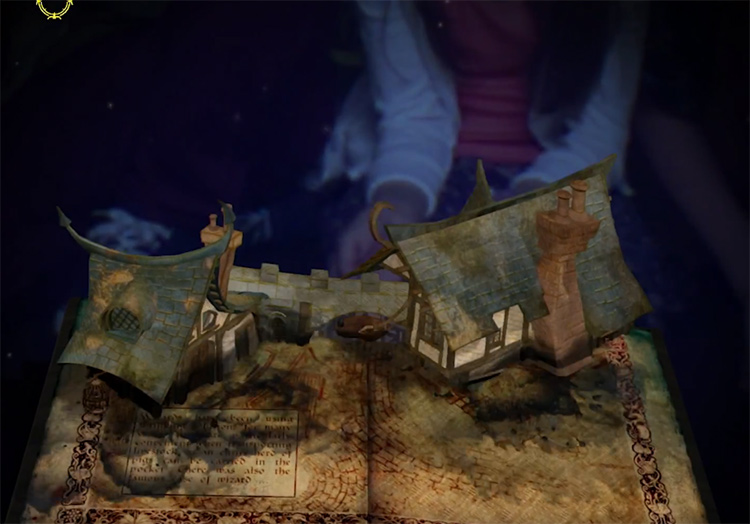 HP Book of Potions gameplay screenshot
