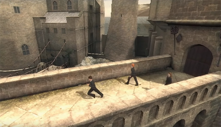 Harry Potter and the Order of the Phoenix video game screenshot