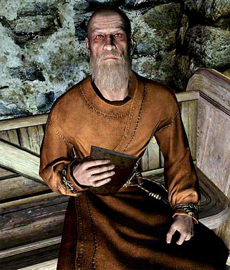 Andur's Amulet of Arkay in Skyrim