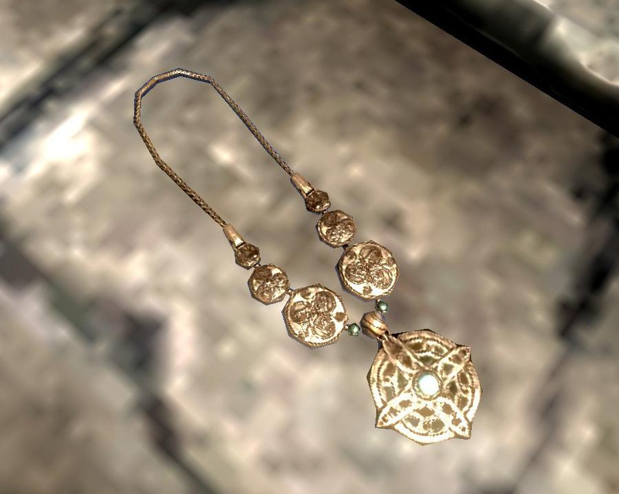 Amulet of Mara TES Skyrim
