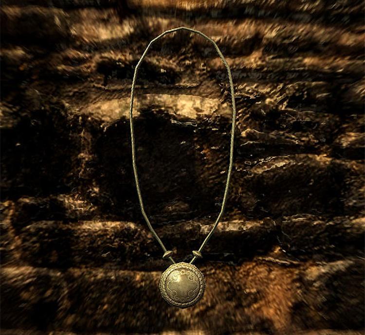 Charmed Necklace Skyrim