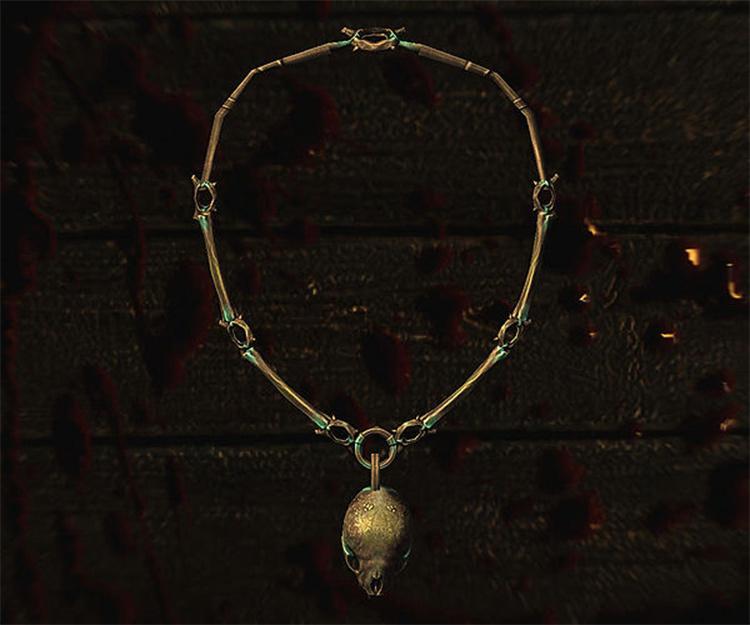 Amulet of the Gargoyle Skyrim