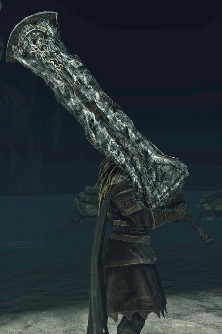 Fume Ultra Great Sword in DS2