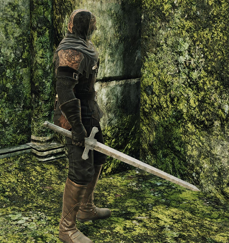 Sun Sword from Dark Souls 2