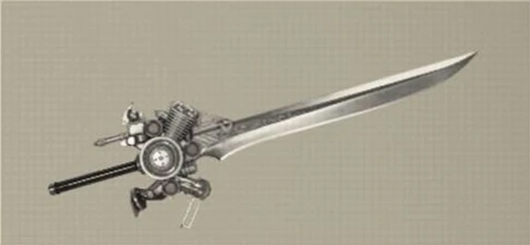 Engine Blade from Nier Automata