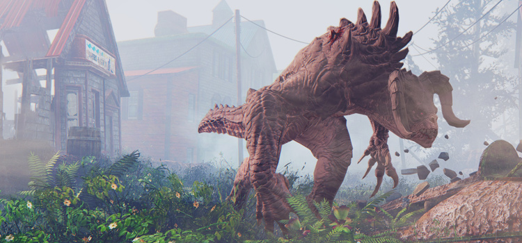15 Best Fallout 4 Creature Mods For A More Diverse Wasteland