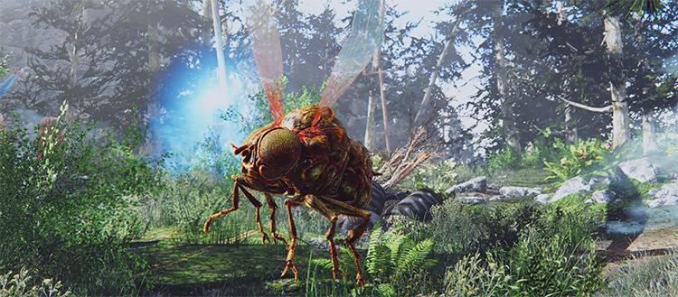 Wasteland Creatures Redone mod