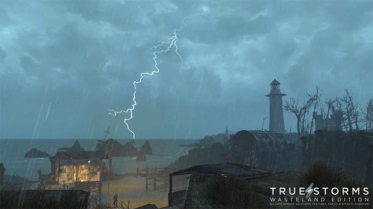 True Storms mod