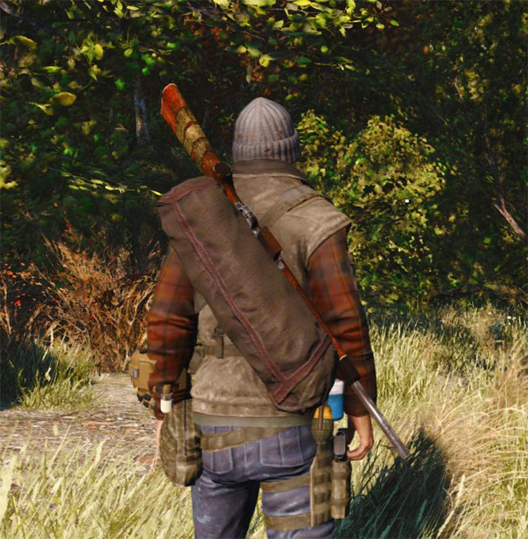 Survivalist Go-Bags mod