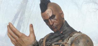 Fallout 4 custom tattoos