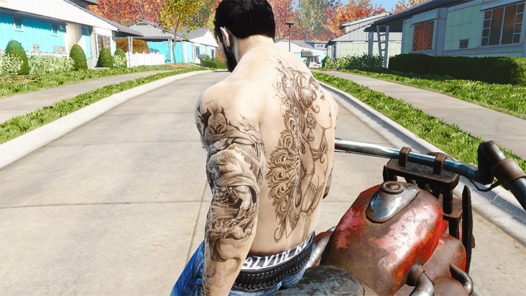 Alysraza Tattoos FA4