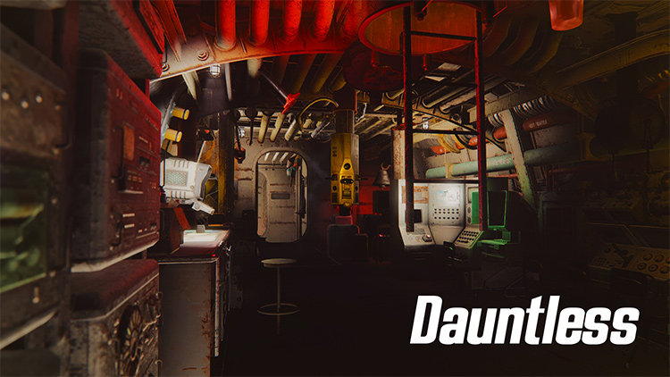 Dauntless FA4 mod