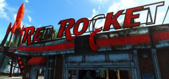 Red Rocket - FA4 graphics mod