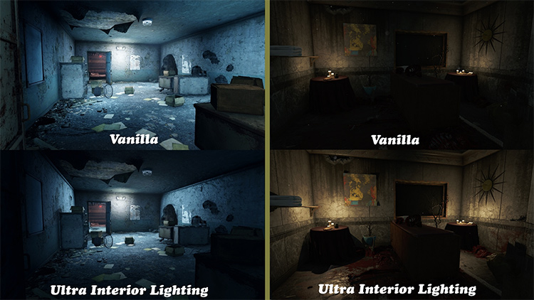Ultra Interior Lighting fo4