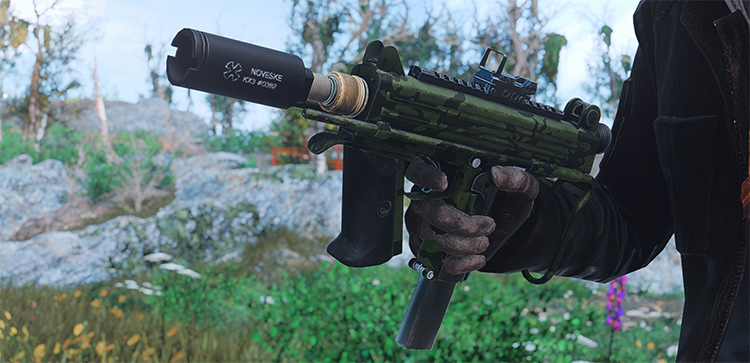 Doombased Weapons Pack mod