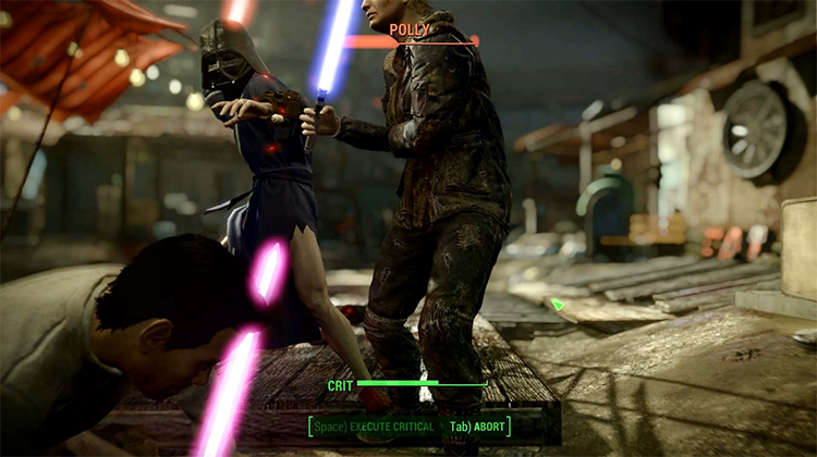 Lightsaber Renew FO4