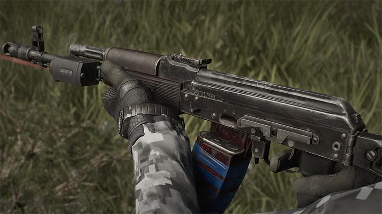 AK74M Fallout