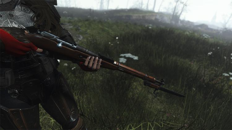 Mosin Nagant Fallout4