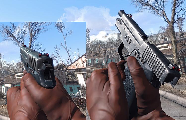 M32 Sig Sauer P220 FO4