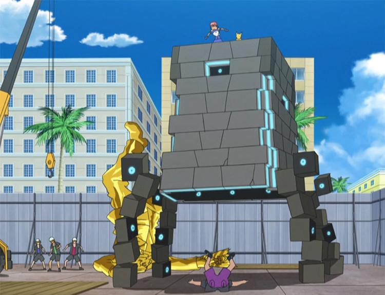 Stakataka in Pokemon
