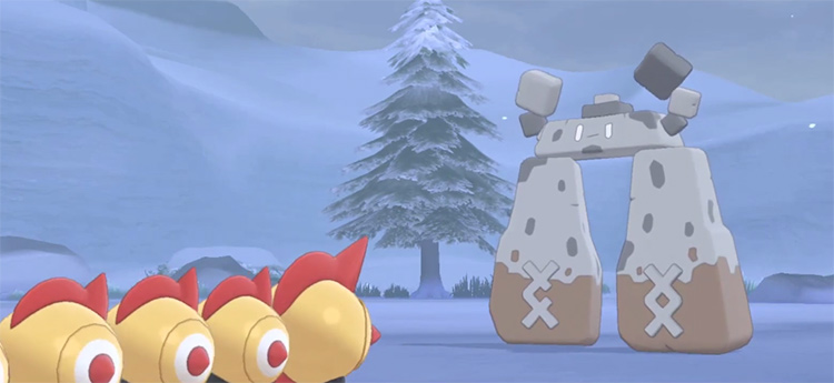 Stonjourner screenshot Sword Shield