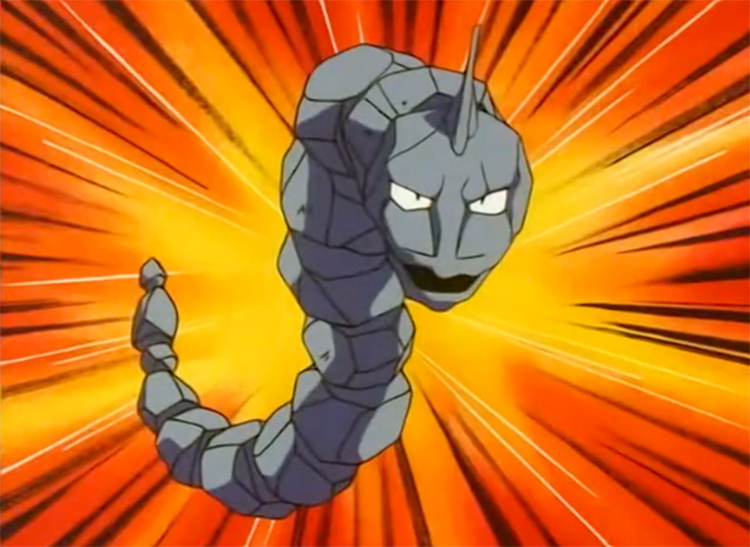 Onix in the anime