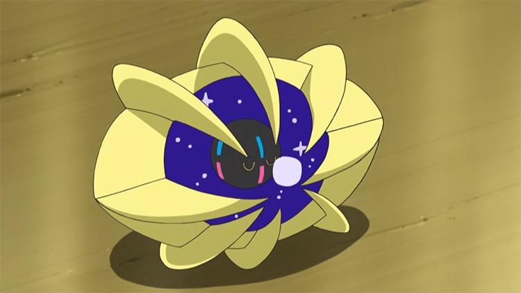 Cosmoem legendary Pokemon