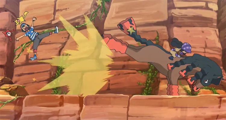 Mudsdale Pokemon