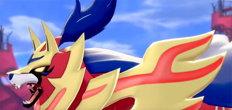 Zamazenta Pokemon