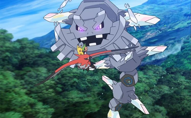 Mega Steelix Pokemon