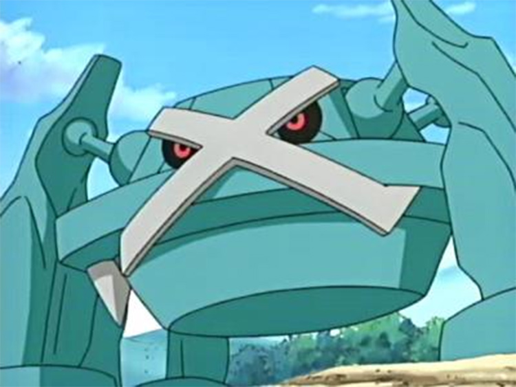 Metagross in the anime