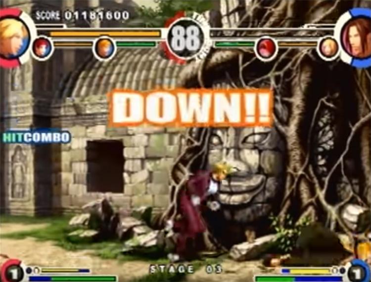 KoF XI screenshot