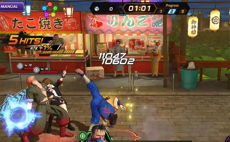 KoF All-Star screenshot
