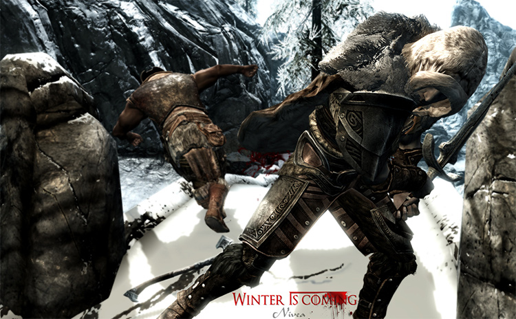 Winter is Coming mod