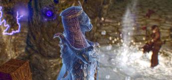 Skyrim combat mod screenshot