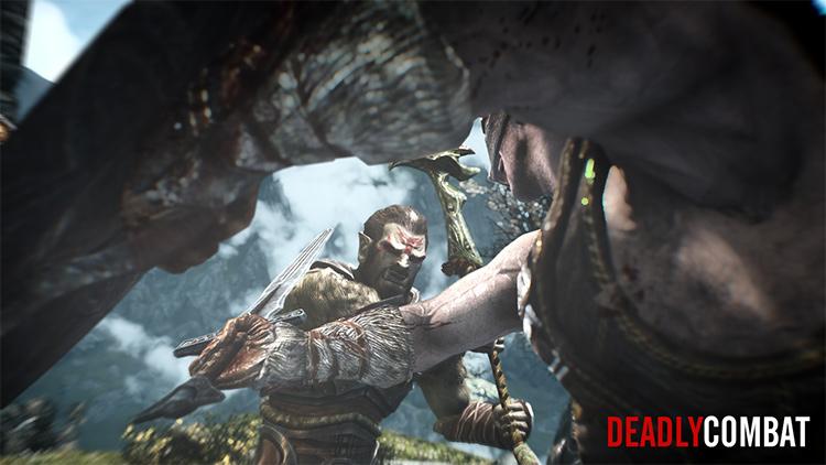 Deadly Combat mod